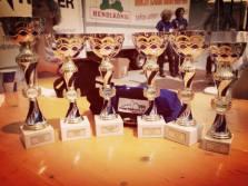 3 Siege, 4 x Platz 2 in 1 x Platz 3!!!!!